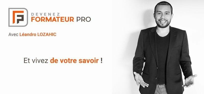 Le Business de Léandro Lozahic AVANT de Découvrir Le Copywriting Oui Cash Copy!